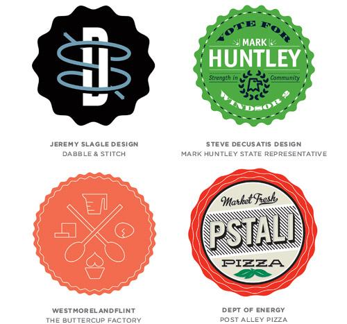 13. Badges