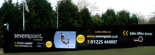 Severnpoint branding