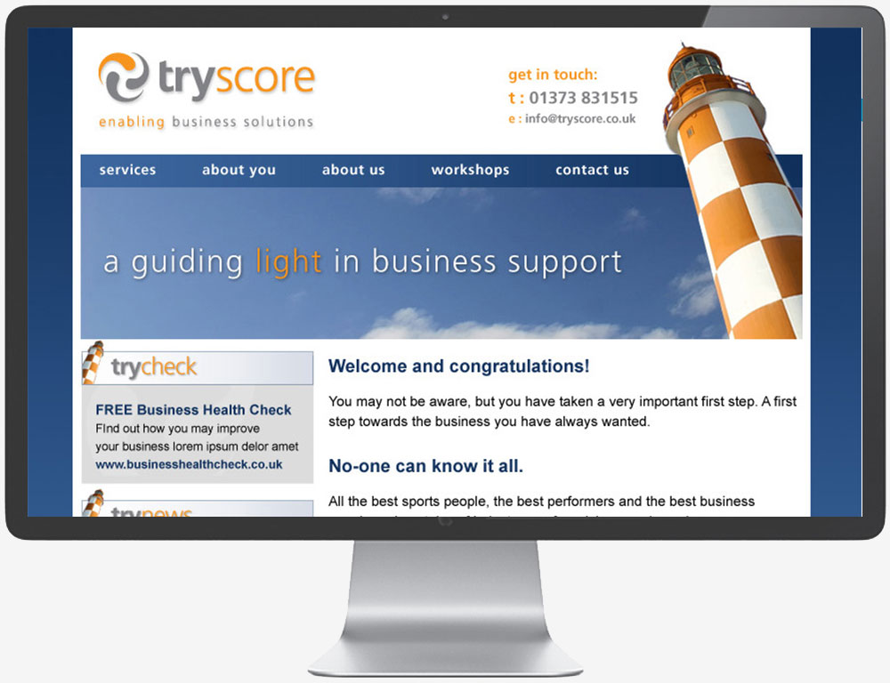 tryscore_website
