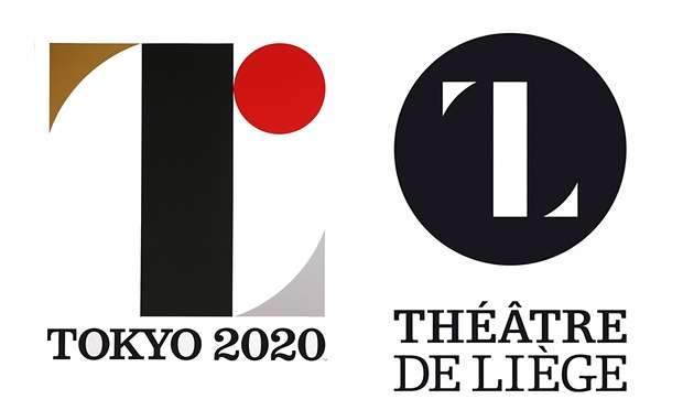 Olivier Debie, who designed the logo for Theatre de Liege in Belgium, claims Kenjiro Sano stole his logo for the Tokyo 2020 Olympic Games logo competition.